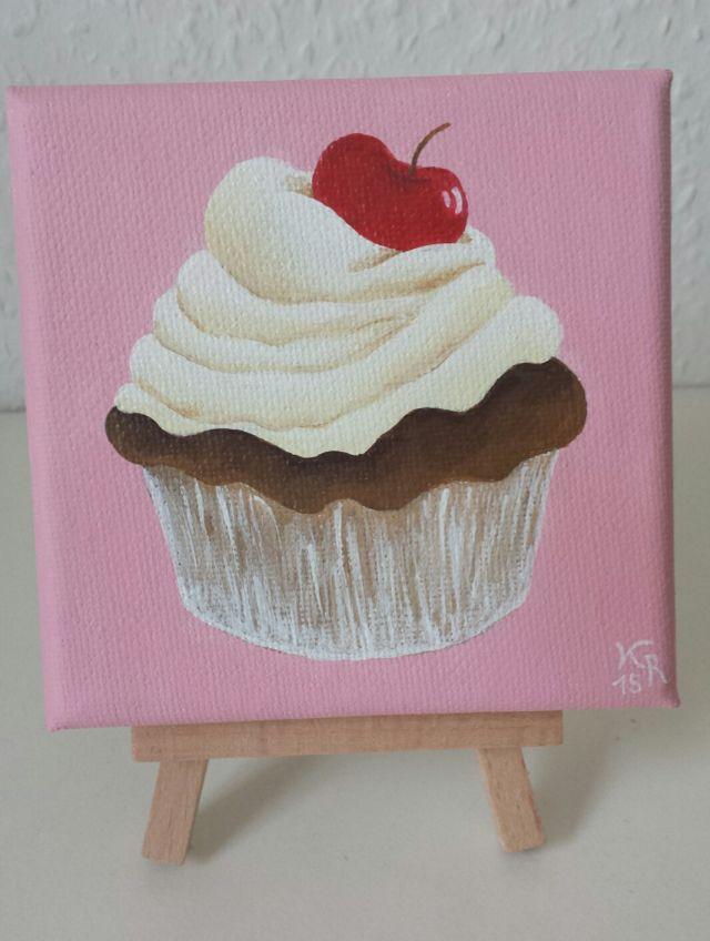 Acrylmalereizart-besaitet-Cupcake_klein