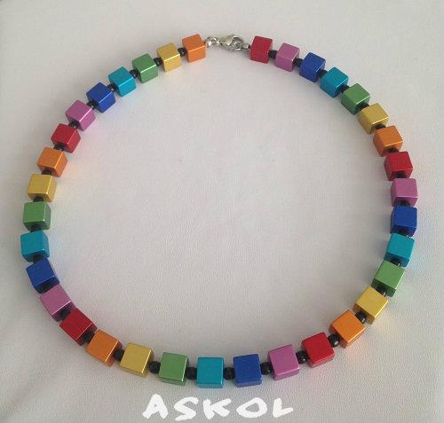 Askol - Glasperlenschmuck Astrid Koller 1