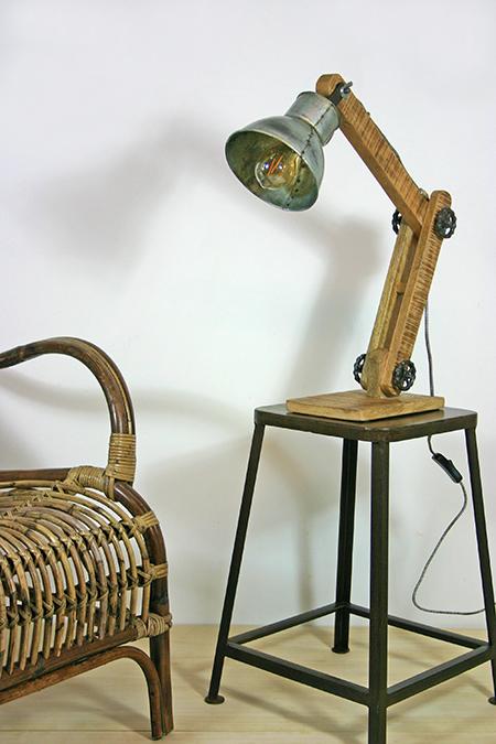 Kawale-Tischlampe