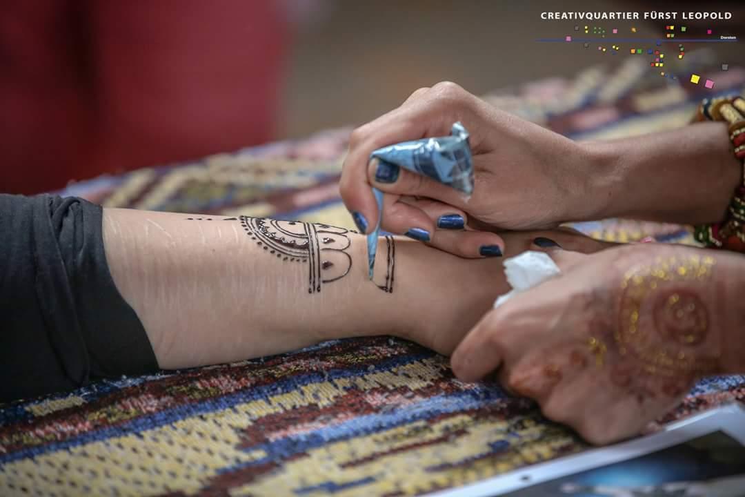 Manvi Henna Art