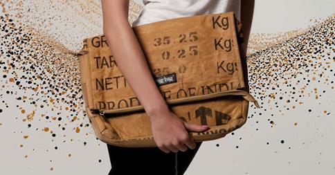 Rag-Messenger-Tasche