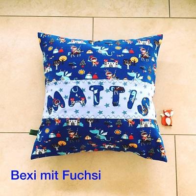 Bexi mit Fuchsi 4
