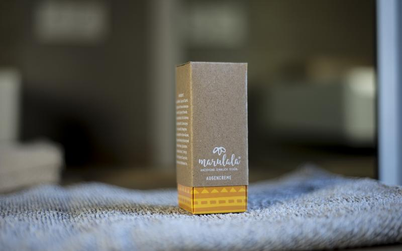 marulala-Augencreme