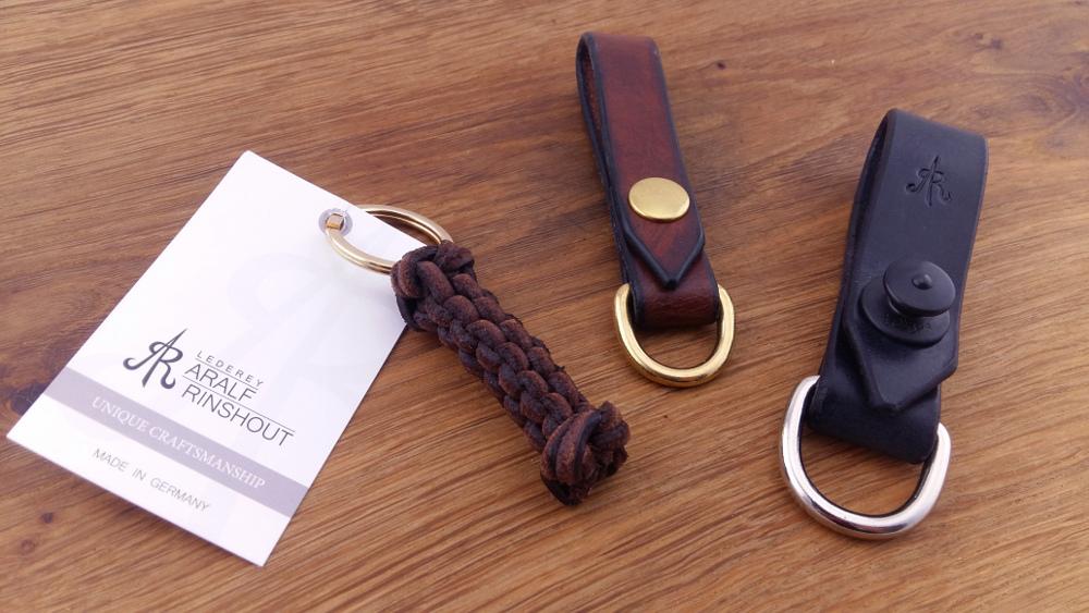 Lederey-Arlf-Rinshout-Schlüsselanhänger